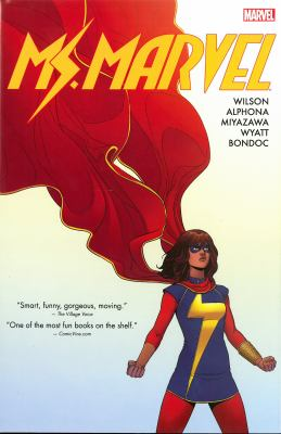 Ms. Marvel. Vol. 1