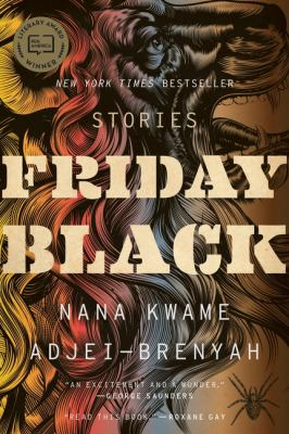 Cover- Friday black