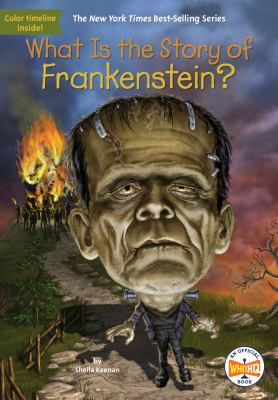 """What is the Story of Frankenstein""  9-12-19"