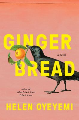 Cover- Gingerbread