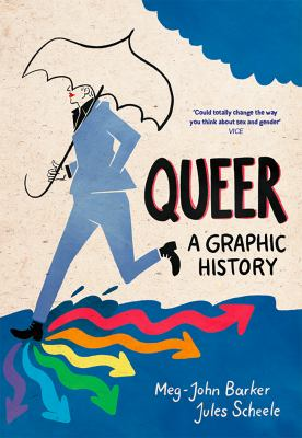 Cover: Queer: a graphic history