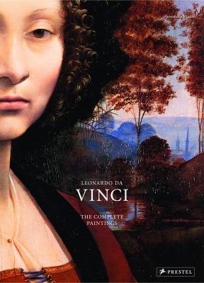 Cover- Leonardo da Vinci: the complete paintings in detail