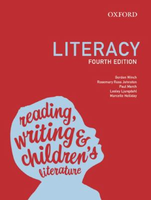 Literacy : reading, writing and children's literature