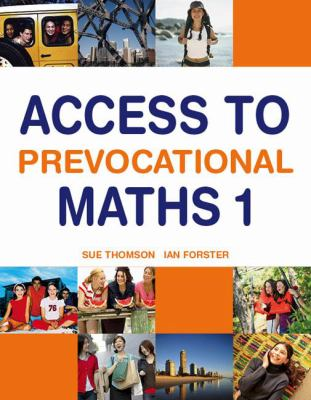 Access to prevocational maths. 1