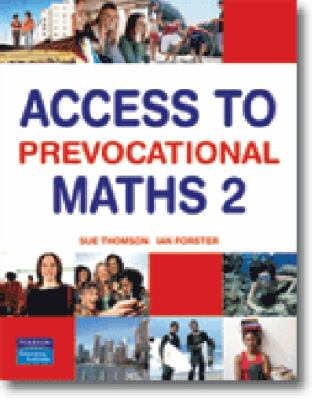Access to prevocational maths. 2