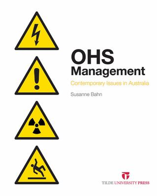 OHS management : contemporary issues in Australia