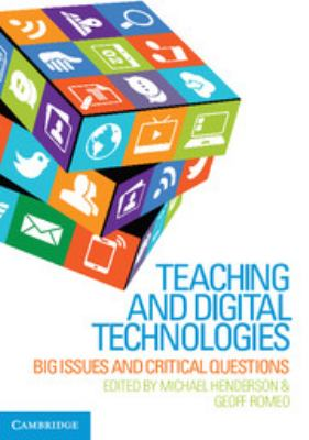 Book cover for teaching and Digital Technologies