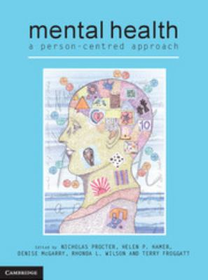 Book cover - Mental health : a person-centred approach