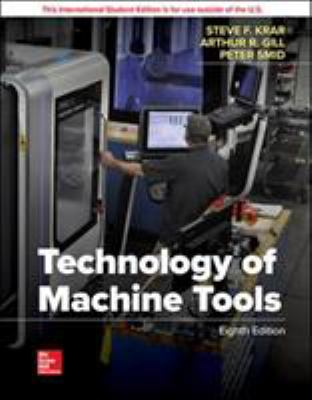 Technology of machine tools, 8th ed.