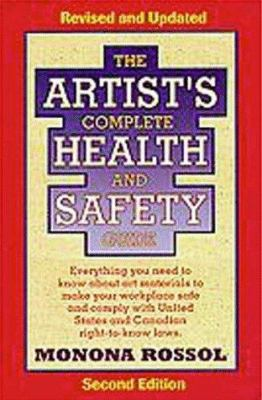 The artist's complete health & safety guide