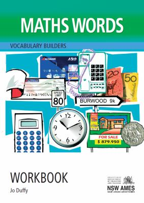 Maths words vocabulary builders
