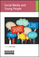 Book cover: Social media and young people