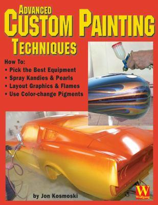 Advanced custom paint techniques