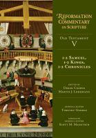 Cover image for 1-2 Samuel, 1-2 Kings, 1-2 Chronicles