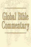 Cover image for Global Bible commentary
