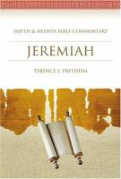 Cover image for Jeremiah