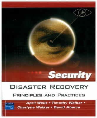 Cover image for Disaster recovery : principles and practices