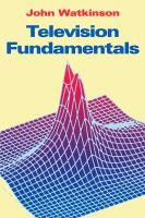 Cover image for Television fundamentals