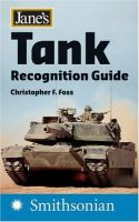 Cover image for Jane's tank recognition guide