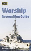 Cover image for Jane's warship recognition guide
