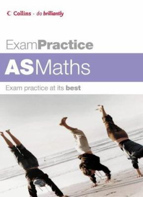 Cover image for ExamPractice ASMaths : exam practice at its best
