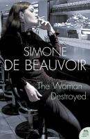 Cover image for The woman destroyed
