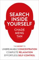 Cover image for SEARCH INSIDE YOURSELF