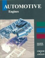 Cover image for Automotive engines
