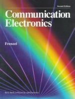 Cover image for Communication electronics