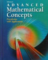 Cover image for Advanced mathematical concepts : precalculus with applications