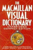 Cover image for The Macmillan visual dictionary