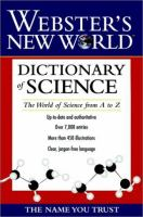 Cover image for Webster's new world dictionary of science