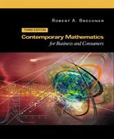 Cover image for Contemporary mathematics for business and consumers