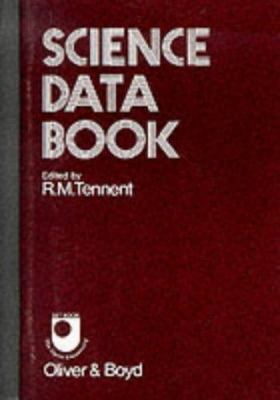 Cover image for Science data book
