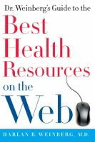 Cover image for Best health resources on the web