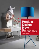 Cover image for Product design now : renderings