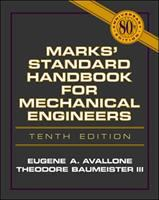 Cover image for Standard handbook for mechanical engineers