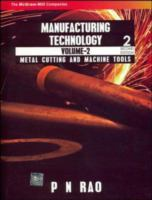 Cover image for Manufacturing technology : metal cutting and machine tools