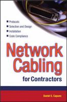 Cover image for Network cabling for contractors
