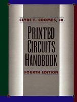 Cover image for Printed circuits handbook