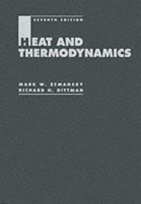 Cover image for Heat and thermodynamics : an intermediate textbook