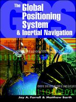 Cover image for The global positioning system & inertial navigation