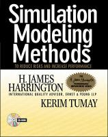 Cover image for Simulation modeling methods
