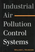 Cover image for Industrial air pollution control systems