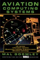 Cover image for Aviation computing systems