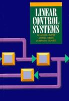 Cover image for Linear control systems