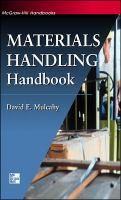 Cover image for Materials handling handbook