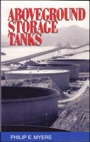 Cover image for Aboveground storage tanks