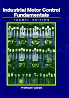 Cover image for Industrial motor control fundamentals