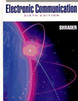 Cover image for Electronic communication